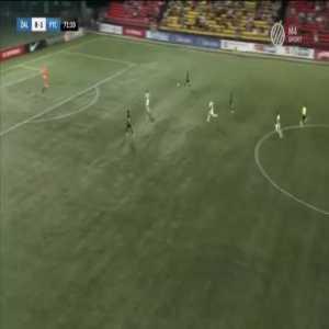 Zalgiris 0-2 Ferencvaros [0-4 on agg.] - Ryan Mmaee 72'