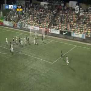 Zalgiris [1]-2 Ferencvaros [1-4 on agg.] - Pape Djibril Diaw 90'+3'