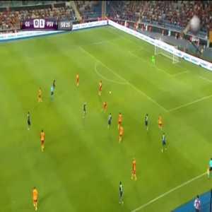 Galatasaray 0-2 PSV [1-7 on agg.] - Marco van Ginkel 59'