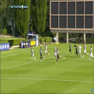 Inter 3-0 Crotone - Hakan Çalhanoğlu 27'
