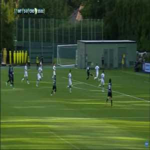 Inter 4-0 Crotone - Andrea Pinamonti 56'