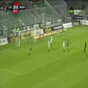 Ludogorets 1-0 Mura [1-0 on agg.] - Pieros Sotiriou 4'