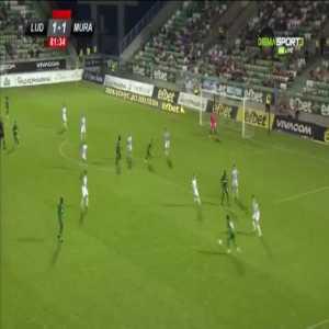 Ludogorets [2]-1 Mura [2-1 on agg.] - Elvis Manu 82'