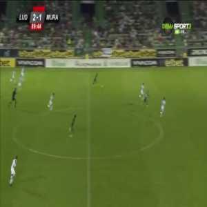 Ludogorets [3]-1 Mura [3-1 on agg.] - Cauly Oliveira-Souza 90'