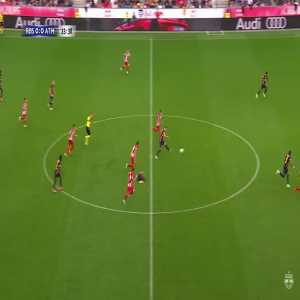 RB Salzburg 1-0 Atlético Madrid: Adeyemi 34'