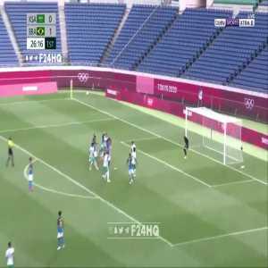Saudi Arabia [1] -1 Brazil | Abdulelah Al Amri 27' [Tokyo Olympics]