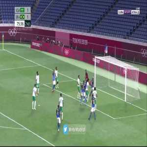 Saudi Arabia 1 - [2] Brazil | Richarlison 76' [Tokyo Olympics]