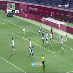Saudi Arabia 1-[3] Brazil - Richarlison 90'