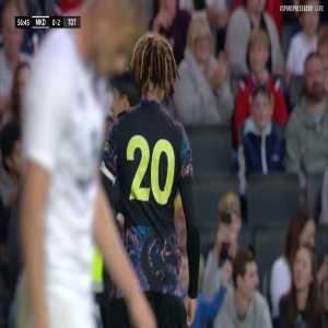 Tottenham [2] - 0 MK Dons: Dele Alli 57'