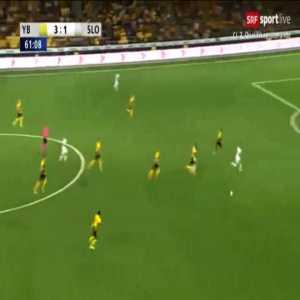 Young Boys 3-[2] Slovan Bratislava [3-2 on agg.] - Ezekiel Henty 62'