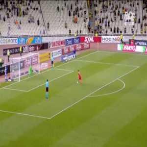 AEK vs Velez Mostar - Penalty shootout (2-3)