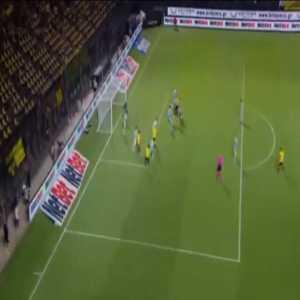 Aris 1-0 FC Astana [1-2 on agg.] - Dimitrios Manos 36'