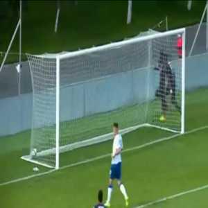 Dynamo Brest 0-1 Plzen [1-3 on agg.] - Joel Ngandu Kayamba 12'