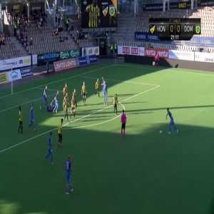FC Honka Espoo 0 - 1 NK Domzale - Arnel Jakupovic (Great goal)