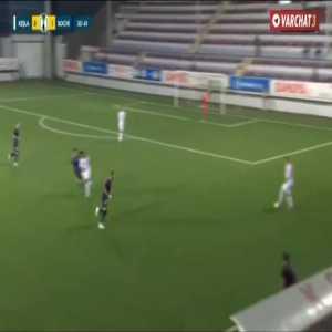 Keshla [1]-1 Sochi [1-4 on agg.] - Felipe Silva Correa dos Santos 35'