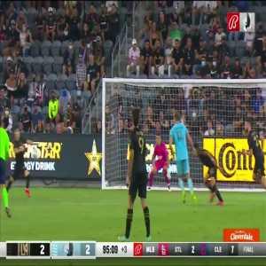 LAFC 2:[2] Minnesota United FC - Hassani Dotson 90+5'