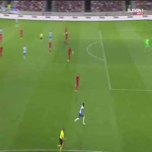 Liverpool 0-[2] Herta Berlin - Serdar 30' [Great Goal]