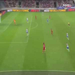 Liverpool [1]-2 Hertha Berlin - Mane 37'