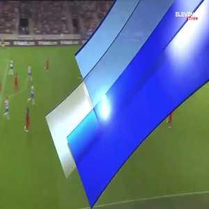Liverpool [2]-2 Hertha Berlin - Minamino 42'