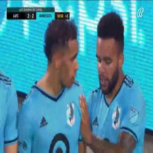 Los Angeles FC 2 - [2] Minnesota United | Hassani Dotson 95' [MLS]