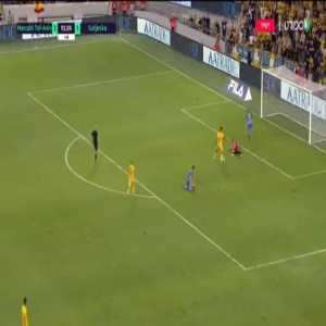 Maccabi Tel Aviv [3]-1 Sutjeska [3-1 on agg.] - Eylon Haim Almog 90'+2'