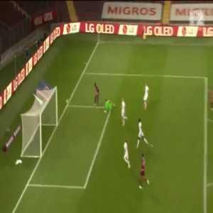 Servette 2-0 Molde [2-3 on agg.] - Grejohn Kyei 59'