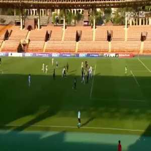 Shakhter Karagandy [2]-1 FCSB - Aidos Tattybayev 90+1'
