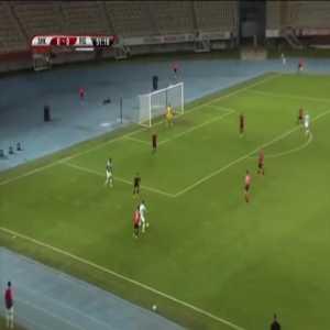 Shkendija 0-1 Riga FC [0-3 on agg.] - Mikael Soisalo 52'