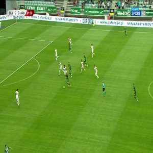 Śląsk Wrocław 1-0 Ararat Yerevan - Róbert Pich 2' | agg. [5]-2