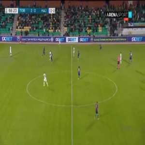 Tobol 3-0 Hajduk Split [3-2 on agg.] - Igor Sergeev 67'