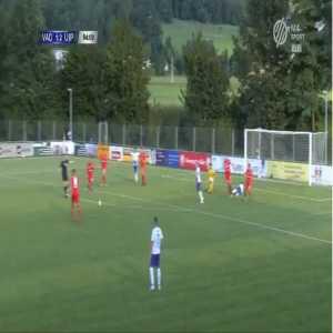 Vaduz 1-[3] Újpest [2-5 agg.] - V. Onovo 85' (Great Goal)