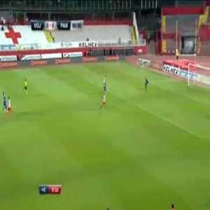 Vojvodina 1-0 FK Panevezys [2-0 on agg.] - Uros Kabic 90'+6'