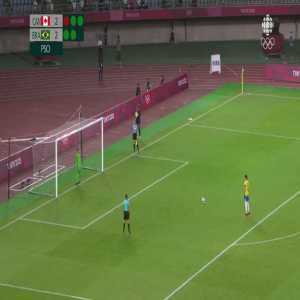 Canada 4-3 Brazil – Full penalty shoot-out (Olympic Women's QF)