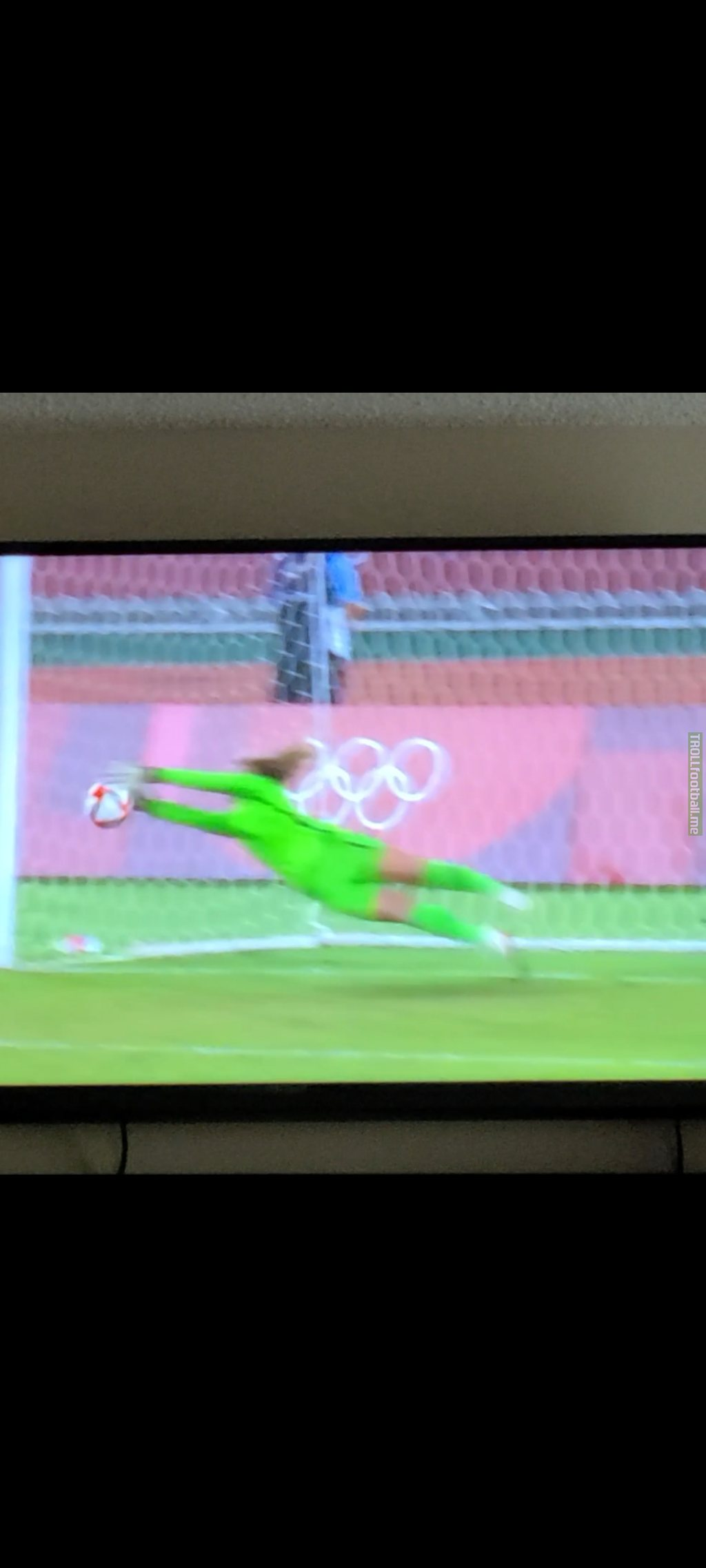 Great match. USA 3, Netherlands 2 (Shootout)