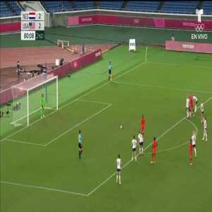 Naeher penalty save 81'