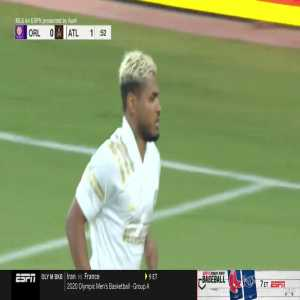 Orlando City 0-[1] Atlanta United - Josef Martinez 2'