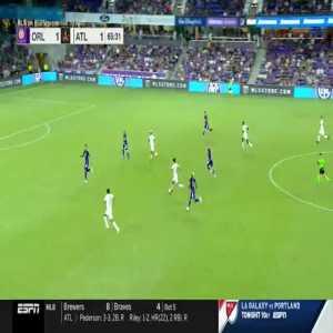 Orlando City 1-[2] Atlanta United - Marcelino Moreno 66' (great goal)
