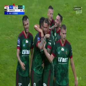 Cracovia 0-2 Śląsk Wrocław - Erik Expósito 88' (Polish Ekstraklasa)