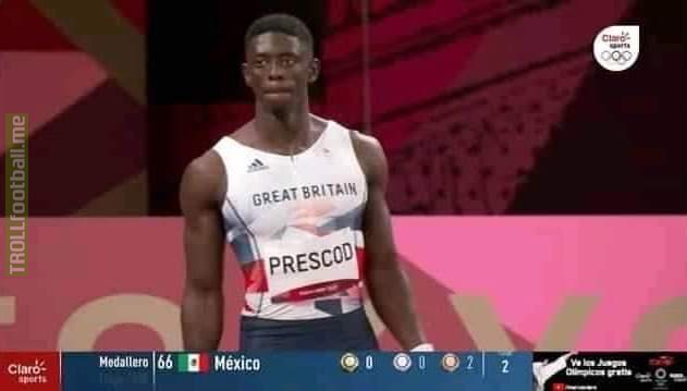 Dembele was found participating in Olympic!