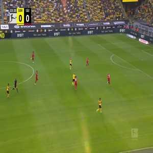 Borussia Dortmund [1]-0 Eintracht Frankfurt: Marco Reus 23'
