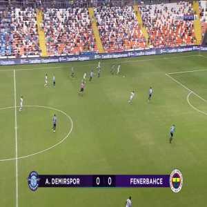 Adana Demirspor 0-1 Fenerbahce - Mesut Ozil 46'