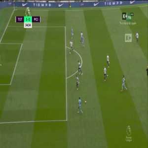 Riyad Mahrez miss vs Tottenham