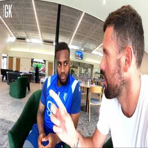 Danny Rose On Jose Mourinho & that Amazon Documentary (Ben Foster - The Cycling GK)