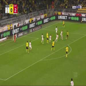 Dortmund [1] - 2 Bayern Munich - Marco Reus great strike 64'