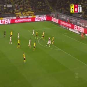 Neuer great save vs Dortmund (German Supercup)