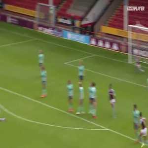 FAWSL - Aston Villa [1] - 1 Leicester - Sarah Mayling 63' Great Goal