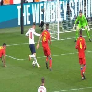 England 2-0 Andorra - Harry Kane penalty 71'