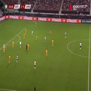 Germany 3-0 Armenia - Marco Reus 35'