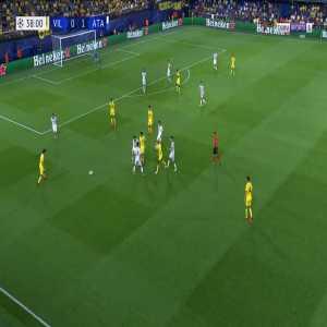 Villarreal [1]-1 Atalanta - Manu Trigueros 39'
