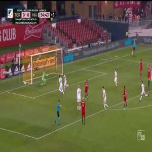 Toronto FC 0 - [1] Inter Miami - Christian Makoun 90+5'👎